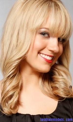Blonde Bangs Last Hair Models Hair Styles Last Hair