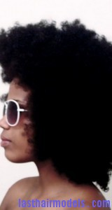 blown out afro8