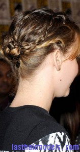plaited bun5