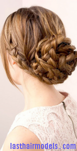 plaited bun8