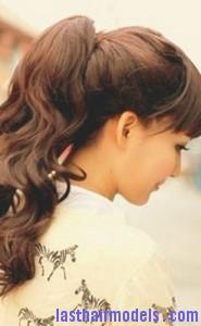 ponytail half-updo2