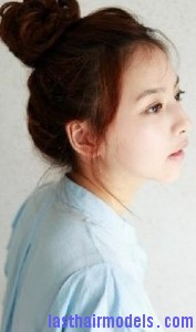 asian hair bun3