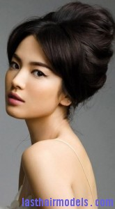 asian hair bun4