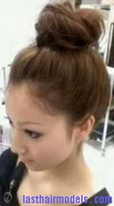 asian hair bun6