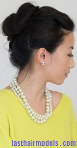 asian hair bun7