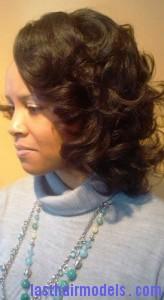 Pleasant Roller Wrap Hairstyle Last Hair Models Hair Styles Last Hair Hairstyle Inspiration Daily Dogsangcom