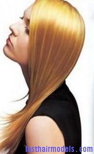 bonded hair weave4
