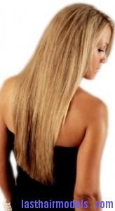 bonded hair weave7