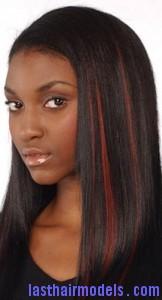 bonded hair weave8