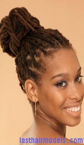 dreadlock bun3