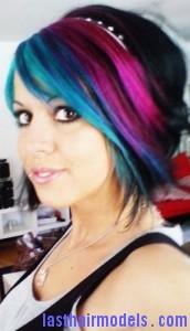 funky hair colors4