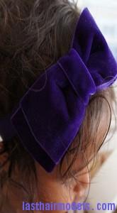 hair bow snood5