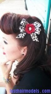 hair bow snood6