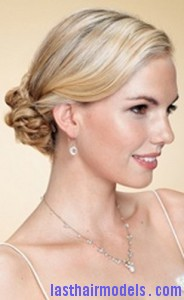 low braided chignon7