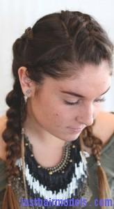 faux fishtail braid7
