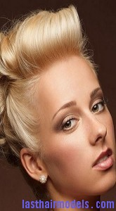 high front updo5