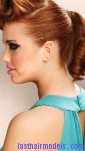 high front updo6
