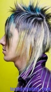 spiked scene hair8