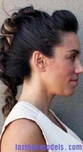 faux-hawk ponytail3