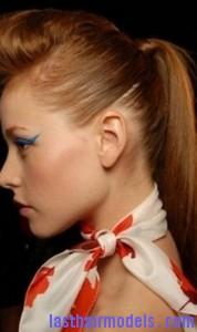 faux-hawk ponytail6