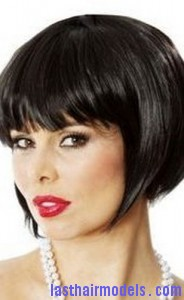 Excellent Flapper Bob Hairstyle Last Hair Models Hair Styles Last Hair Hairstyle Inspiration Daily Dogsangcom