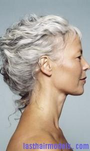 silvery gray hair3