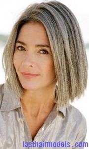 silvery gray hair6