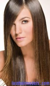 spotty hair color