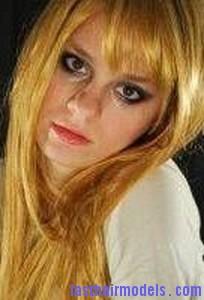 spotty hair color8