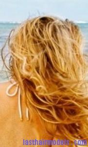 sun damaged hair2