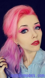 sweet colored hair5