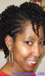 twist out hair3