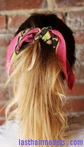 bandana curls2