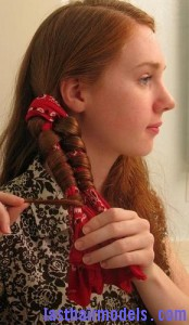 bandana curls3