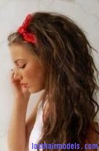bandana curls4