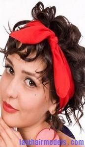 bandana curls6
