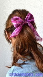 bandana ponytail2