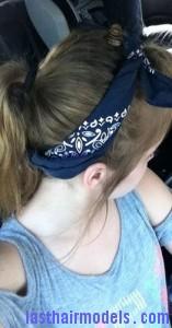 bandana ponytail3