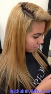 brassy blonde hair3