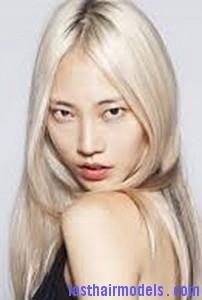 brassy blonde hair6
