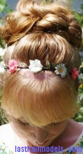 conch shell hairstyle