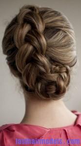 dutch braided bun2