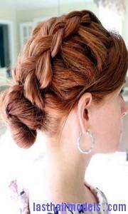 dutch braided bun5