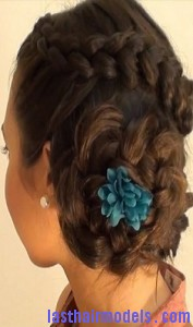 dutch flower braid8