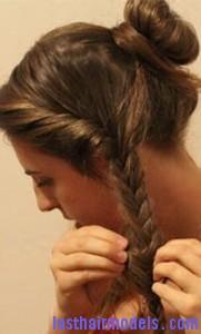 flipped fishtail braid4