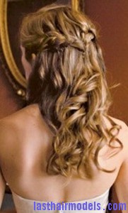 pulled back curls2