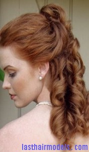 pulled back curls6