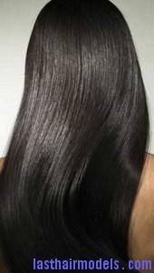 shiny hair2