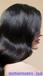 shiny hair7