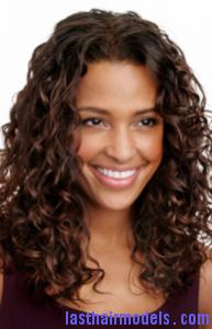 silky coarse hair